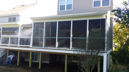 Annapolis Screened Porches