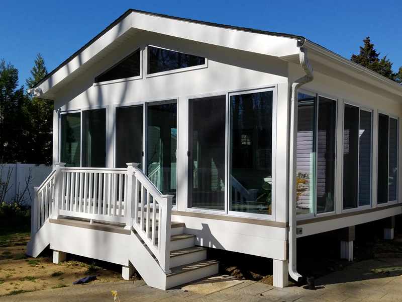 Annapolis screened porches coastal outdoor spaces is an for Www porches com